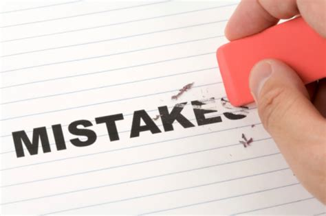 Mba Mistake by To Correct Or Not To Correct A Depo Transcript Cebblog