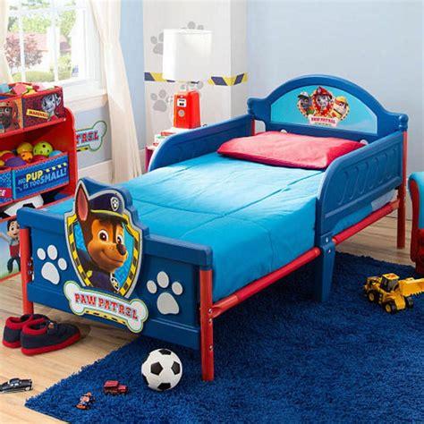 nick jr paw patrol kids bedroom furniture toddler