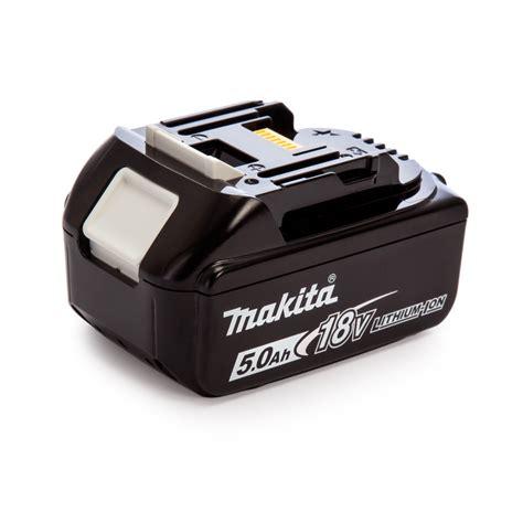 makita 18 volt lithium ion charger makita bl1850b 197282 4 18 volt 5 0ah lithium ion