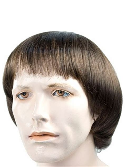 Britneys Mop Of Hair Being Sold On Ebay by Deluxe Beatles 1960s Mop Top Fab Four Costume Wig Beetles