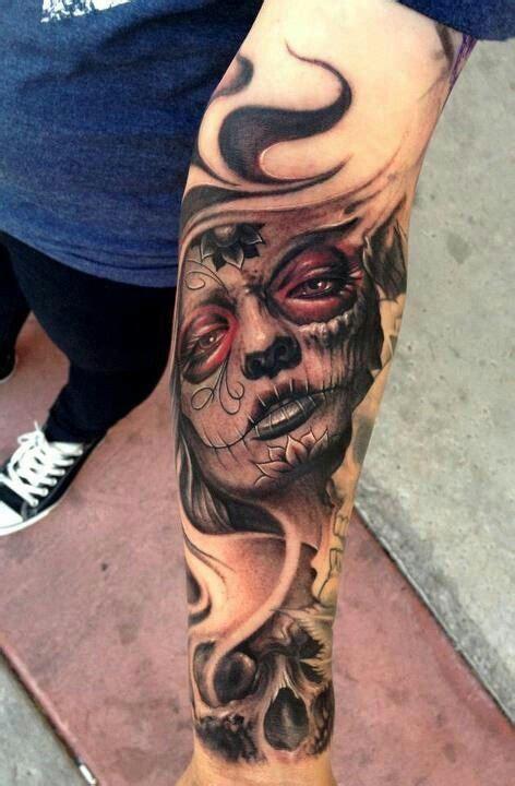 tattoo fixers glasgow carl grace sugar skull pinterest beautiful