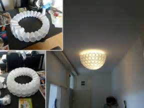 Lighting Diy Ideas Diy Project Plastic Cup L Home Design