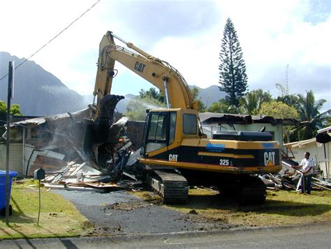 Demolishing A House by File House Demolition Jpg