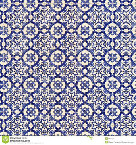 tile pattern ancient temple kotor seamless tile pattern of ancient ceramic tiles stock image