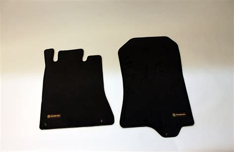 Color Floor Mats by Floor Mats In Various Colors Mercedes Sl R129