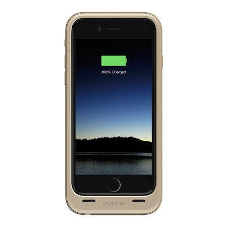 mophie rugged mophie iphone 6s 6 juice pack plus rugged battery gold