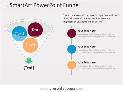 Smartart The Free Powerpoint Template Library Free Smartart For Powerpoint