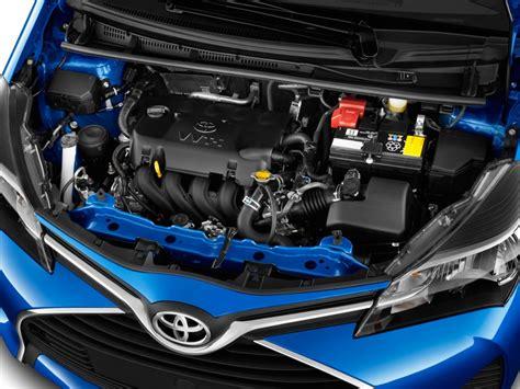 2008 Toyota Yaris Engine Image 2016 Toyota Yaris 5dr Liftback Auto Le Natl