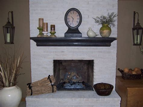 Glazed Brick Fireplace by Glazed Brick For The Home Fireplaces