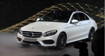 Mercedes Cars 2015 2015 Mercedes C Class 2014 Detroit Auto Show Preview
