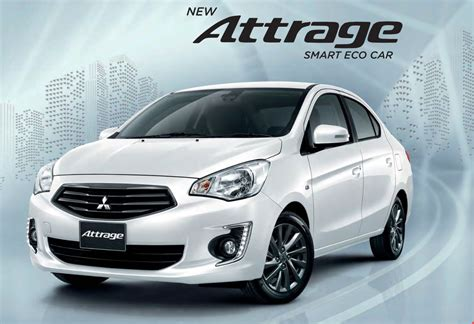 mitsubishi attrage 2016 colors 2016 mitsubishi attrage now in thailand better fc