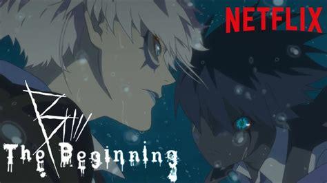 B Anime Netflix Review by B The Beginning Trailer German 2018 Netflix