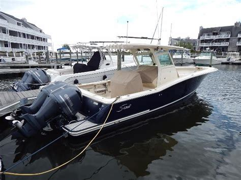scout boats for sale used used scout boats for sale in new jersey boats