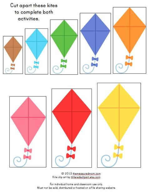 pattern matching qt preschool picture of a kite clipart best