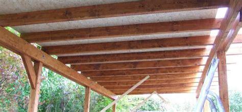 carport dach material carport aufbauen mein senf