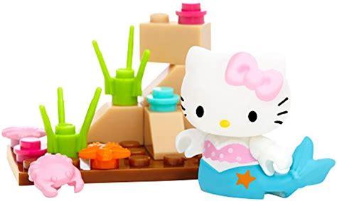 02030 Miniature Hellokitty Figure Hellokitty Kingdom mega bloks hello mermaid figure playset toys