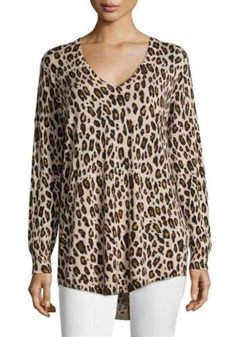 Leopard Print Pullover joie joie leopard print pullover sweater