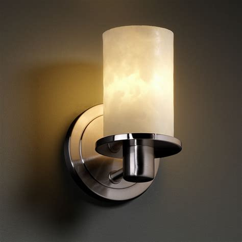 Flat Wall Sconce Rondo Flat Wall Sconce Modern Wall Sconces By Lightology