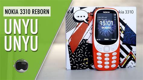 Nokia 3310 Reborn 2017 Dual Sim Garansi Resmi 1thn nokia 3310 2017 indonesia unboxing on