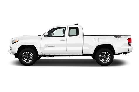 Toyota Tacome 2017 Toyota Tacoma Reviews And Rating Motor Trend