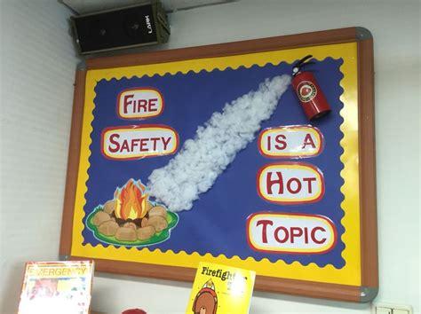 kitchen fire safety bulletin board myclassroomideas com 16 best images about bulletin board on pinterest