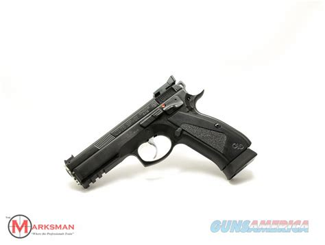 Sp 01 New cz 75 sp 01 accu shadow 9mm new 91730 for sale