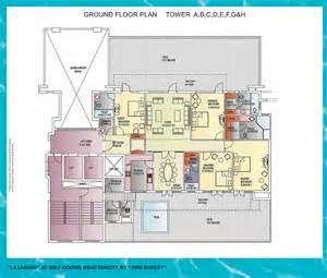 la lagune floor plans