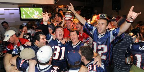 patriots fans the 5 most delusional fan bases in the nfl in 2015