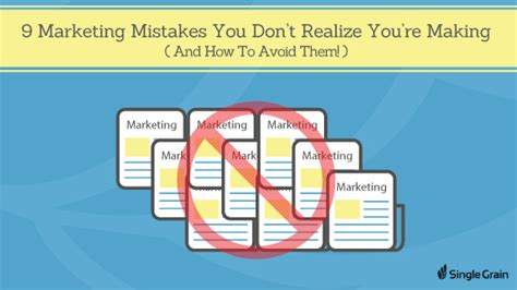 9 mistakes not to make when you re building a new home it s always the 9 marketing mistakes you don t realize you re making
