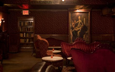 top speakeasy bars nyc 15 best hidden bars and restaurants in nyc travel leisure