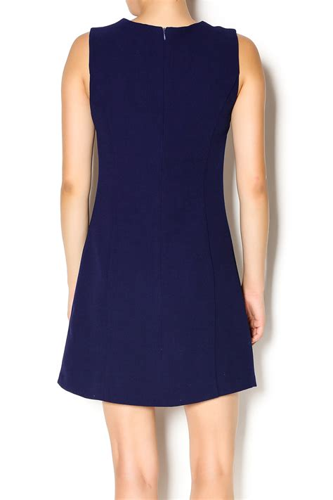 Raveena Rope Dress X S M L i madeline navy rope dress from by butler s stash
