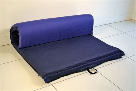 Roll Up Futon Mattress Zipit Roll Up Foam Mattress