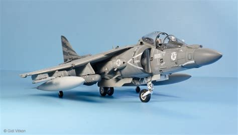 harrier section 2 1 48 hasegawa av 8b harrier ii plus by gidi vitkon