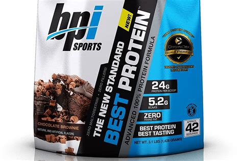 Best Protein Bpi bpi sports best protein shows up in a mid size 3lb bag