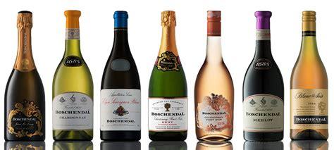 stellenbosch wine our selection boschendal