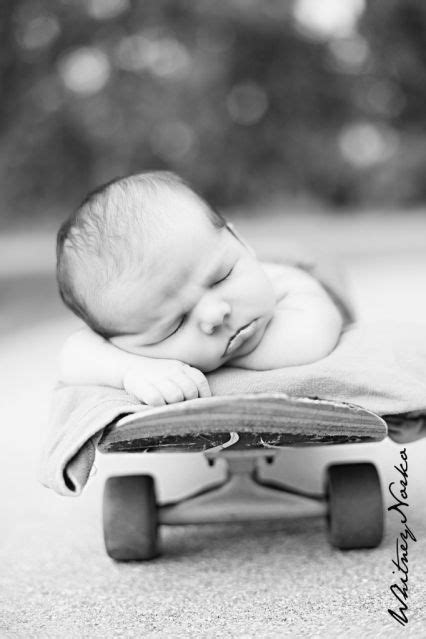 Inspiration For New Born Baby Photography : baby boy on a
