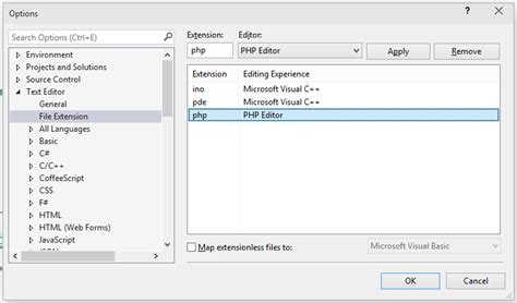 format html code in visual studio visual studio php tools not formatting code stack overflow
