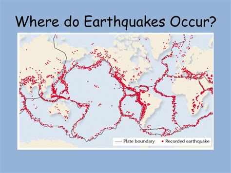 earthquake occur our dynamic earth ppt video online download