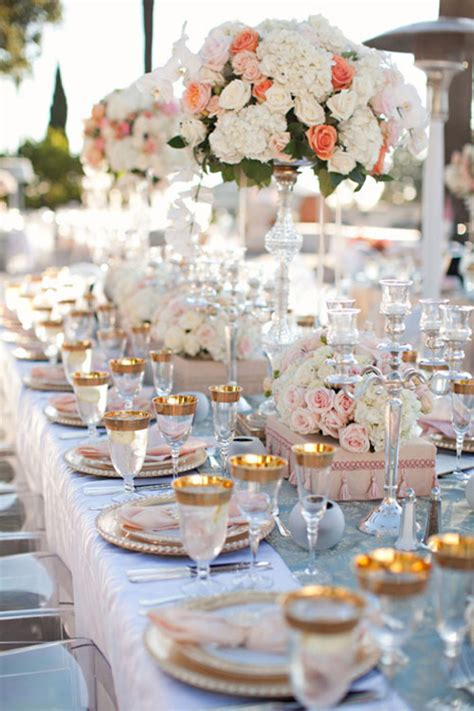 wedding tablescapes vintage glam tablescapes wedding inspiration preowned