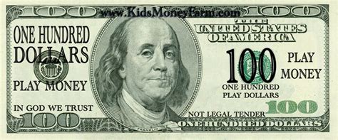 customized printable fake money print fake money for sheets of 1 00 bills click on the