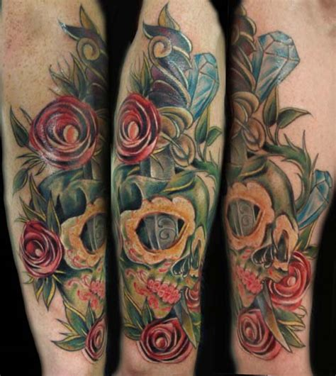 rose vine sleeve tattoo roiremoldtrig vine