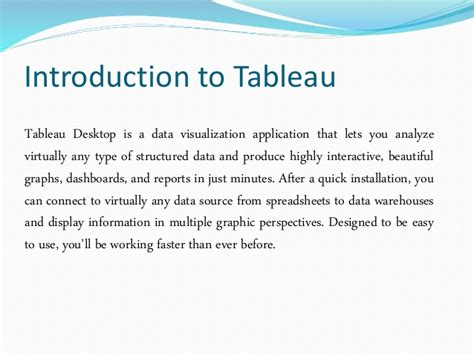 tableau tutorial free download tableau free tutorial