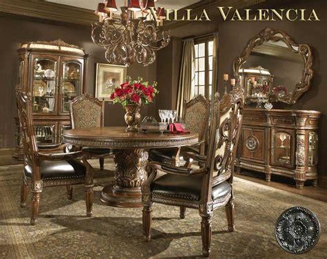 villa valencia dining set  aico aico dining room furniture