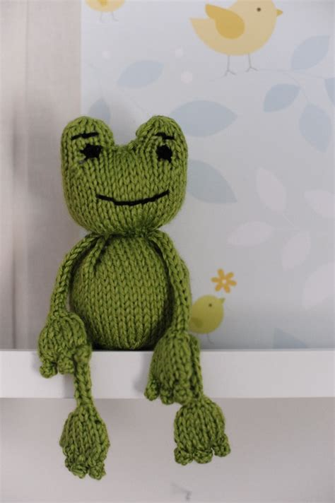 knitted frogs 1000 images about handmade frogs and monkeys on