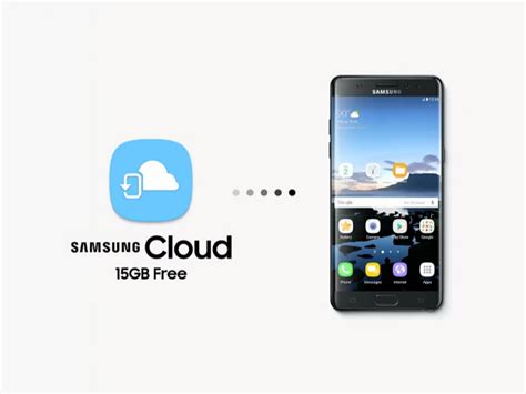 samsung cloud service unveiled alongside the galaxy note 7 technology news
