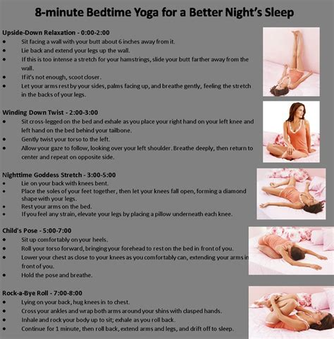 yoga before bed a little bit of yoga before bed health fitness pinterest