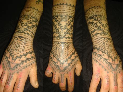 traditional samoan tattoo celebrate wearable at the 15th annual atlanta