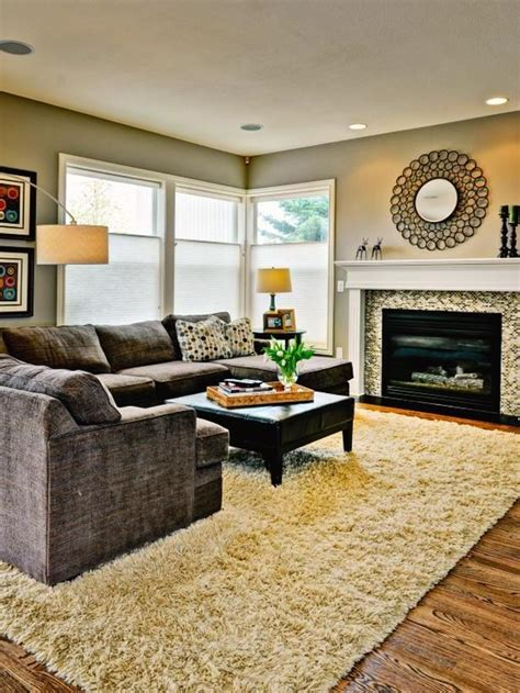 Room Source by Photos Of Living Rooms With Area Rugs