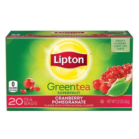Granola Green Tea 1kg lipton t green tea nutrition info nutrition ftempo