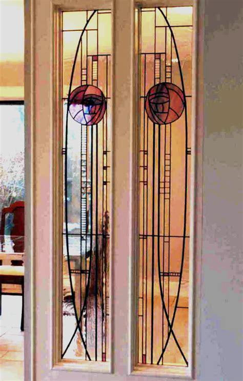 stained glass internal doors  edwardian